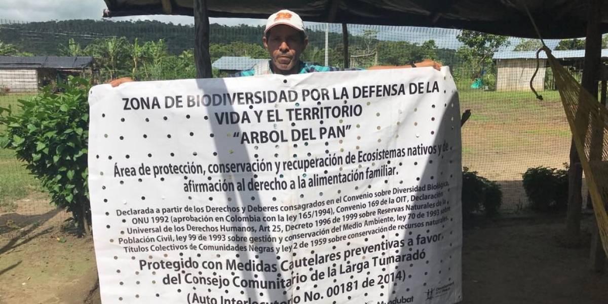 Asesinan a otro líder social que denunció la presencia del Clan del Golfo en el Chocó