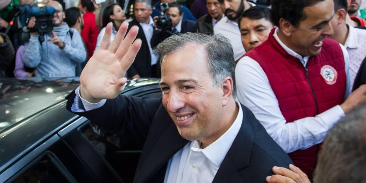 Meade adoptado por el PRI como precandidato a la Presidencia en 2018