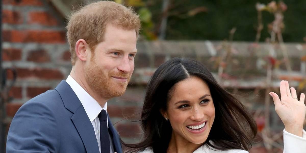 Casamento do príncipe Harry e de Meghan Markle será em maio de 2018