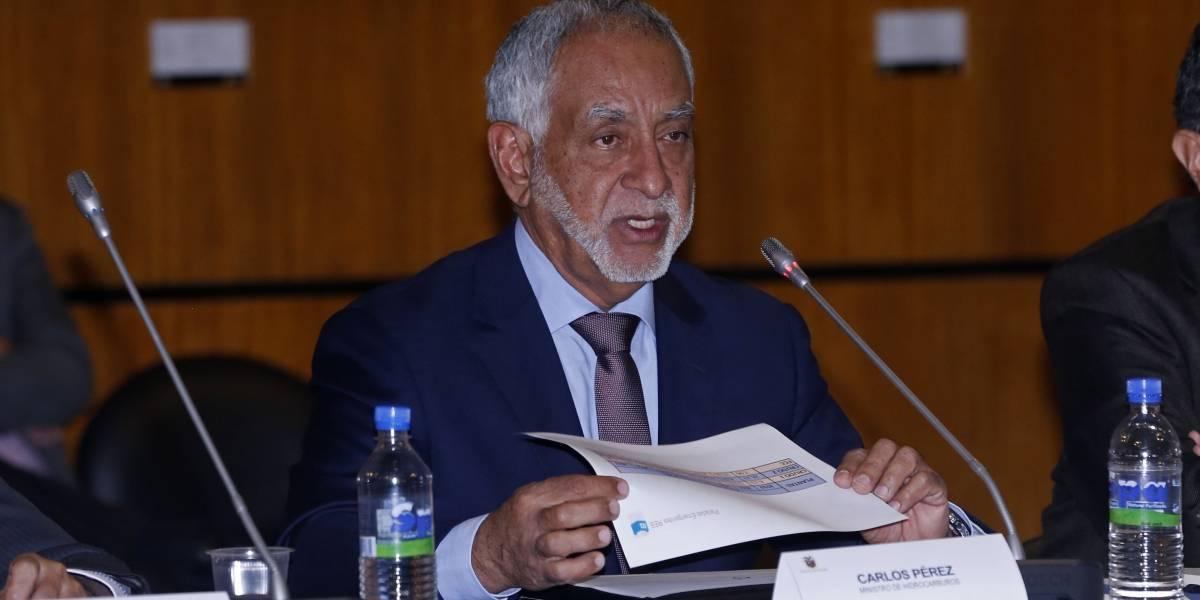 Ecuador apoyará decisión de continuar con el recorte de producción en OPEP