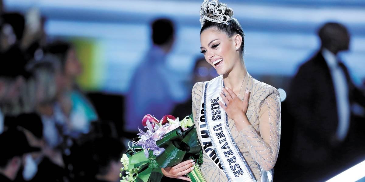 Miss Universo quer ajudar mulheres a se defenderem