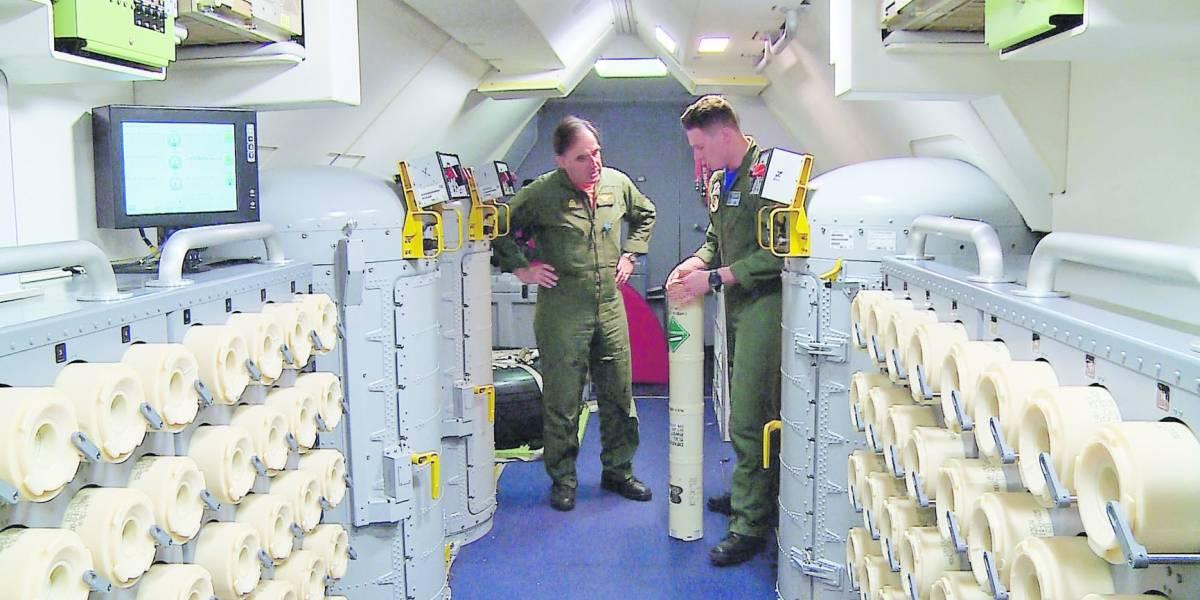 Gobierno de Macri planea reestructuración de la Armada