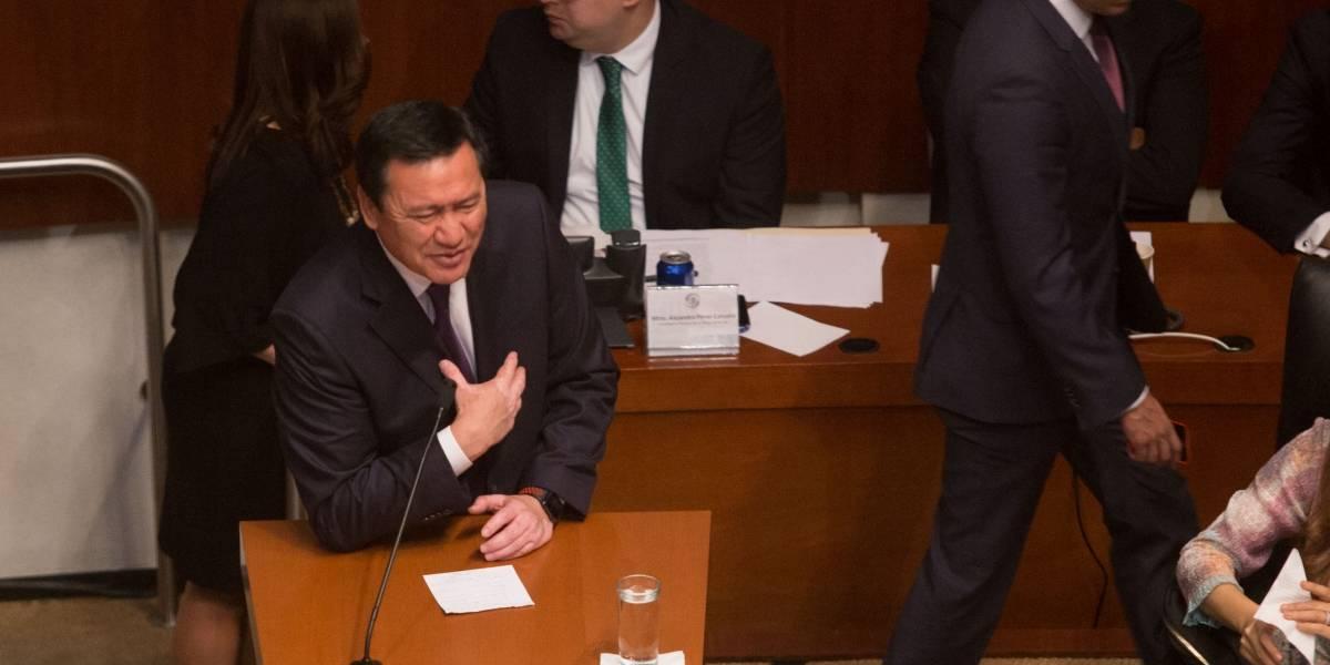 Osorio Chong destaca importancia de la conservación de archivos históricos