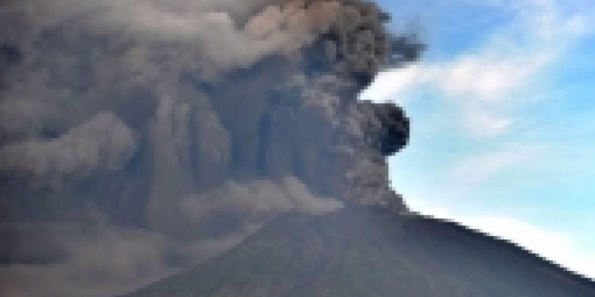 Qué son los ríos de lava fría cerca del volcán de Bali y por qué son tan peligrosos