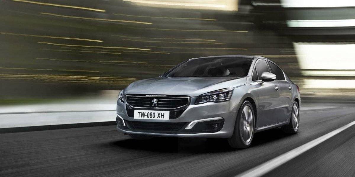 Peugeot pone nueva y limpia motorización en el 508