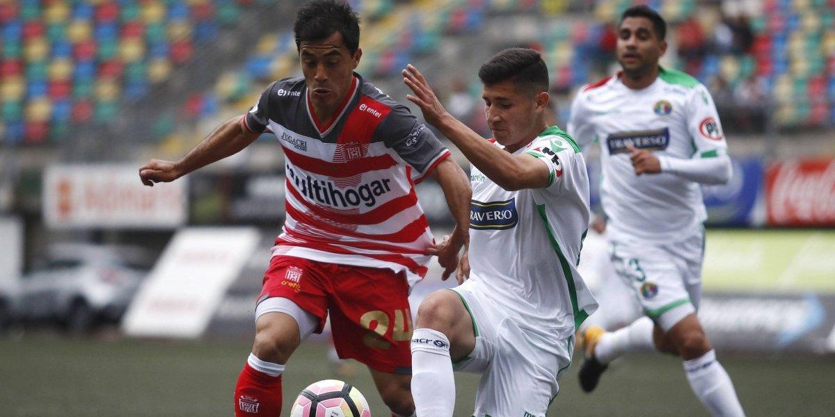 """Referente de Curicó y el partido contra Colo Colo: """"No veo mal que se incentive a un equipo para ganar"""""""