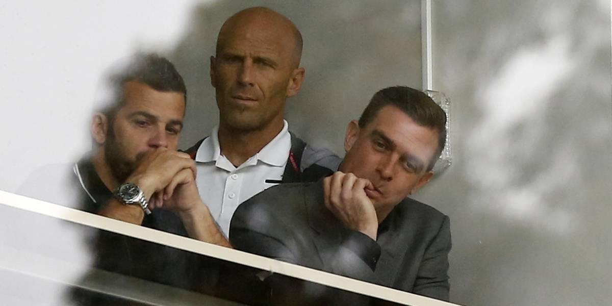 Informe del árbitro de Everton-Colo Colo no consignó supuestas instrucciones de Guede