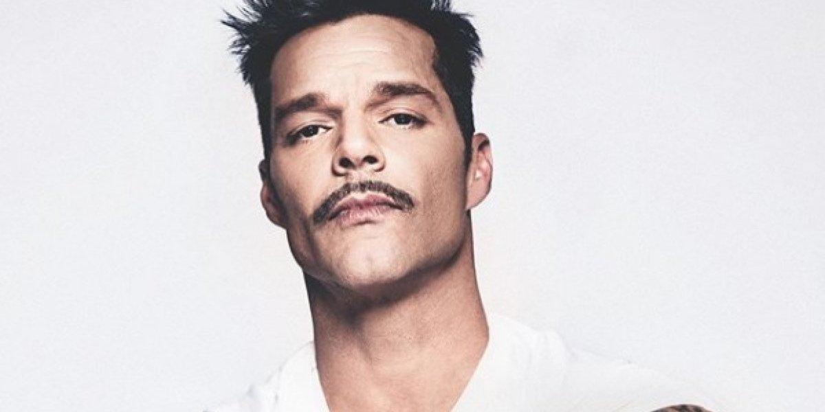 Ricky Martin mostra visual que usará em série sobre assassinato de Gianni Versace; veja