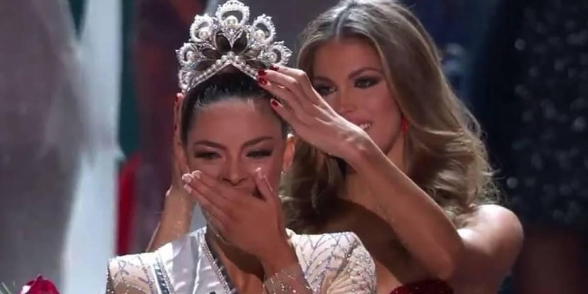 Sudáfrica se corona como Miss Universo 2017