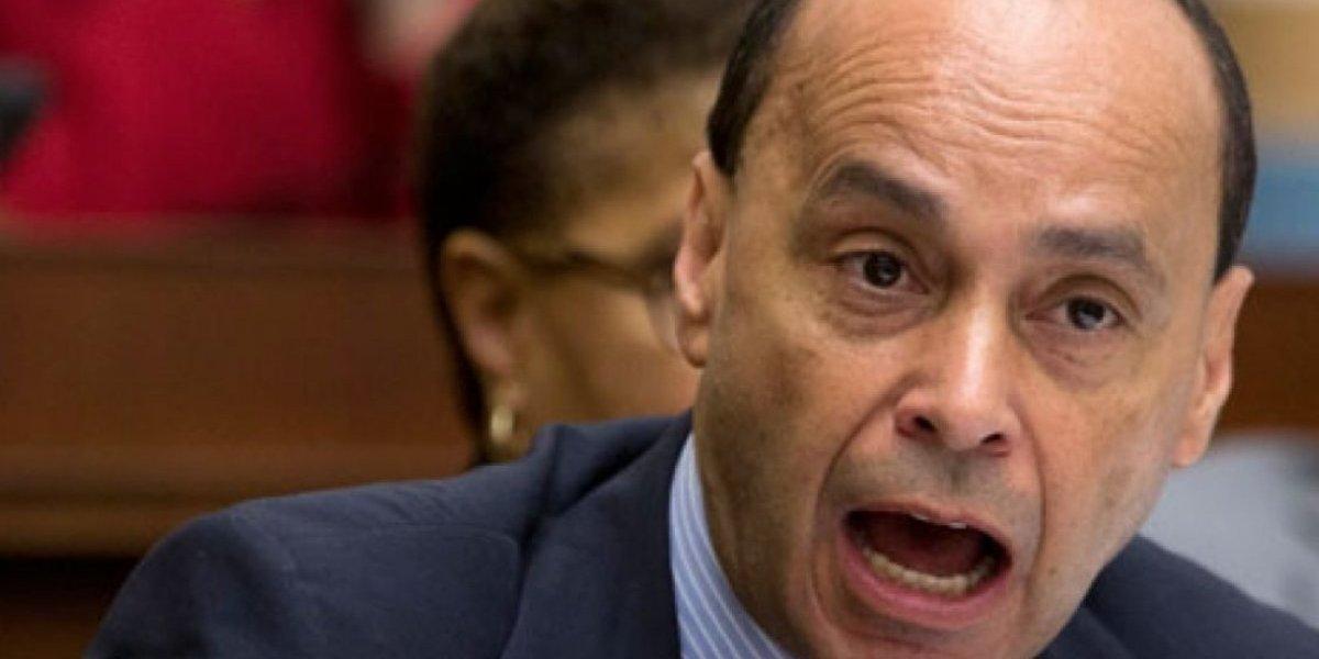 Congresista demócrata Luis Gutiérrez anunciará su retirada del Congreso