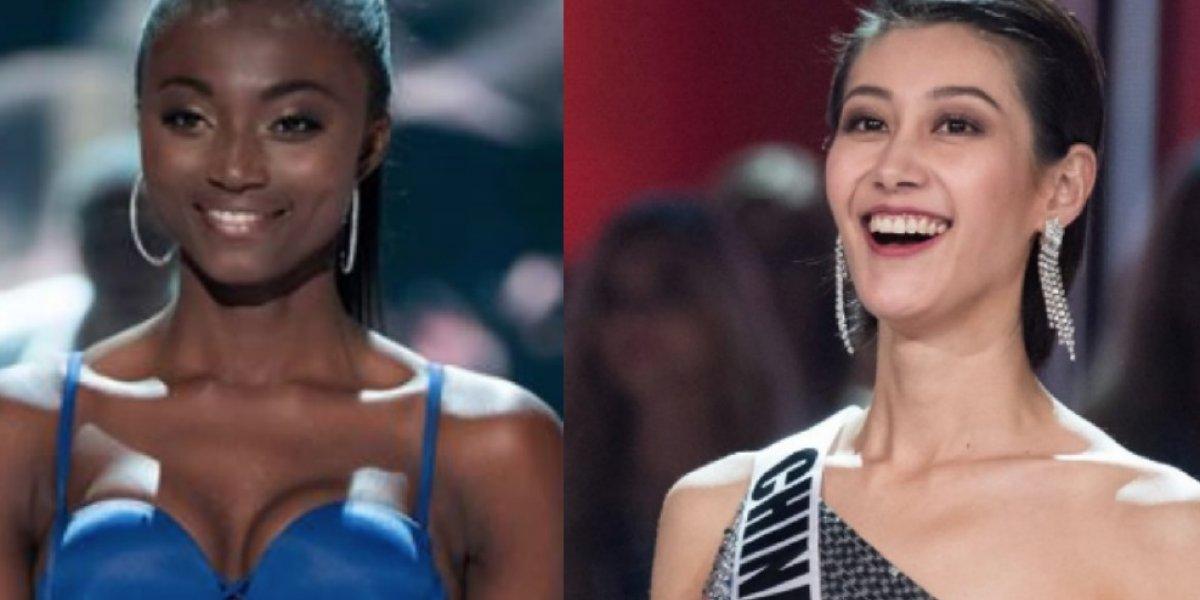 Ellas cinco fueron las sorpresas en Miss Universo 2017