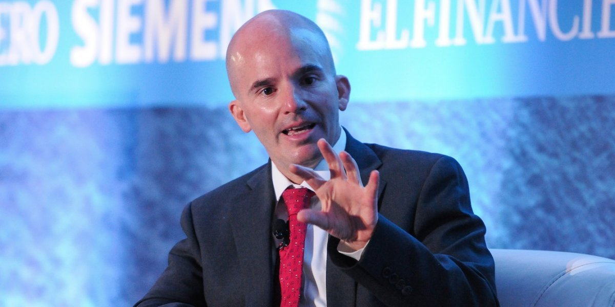 Quién es José Antonio González Anaya, nuevo secretario de Hacienda