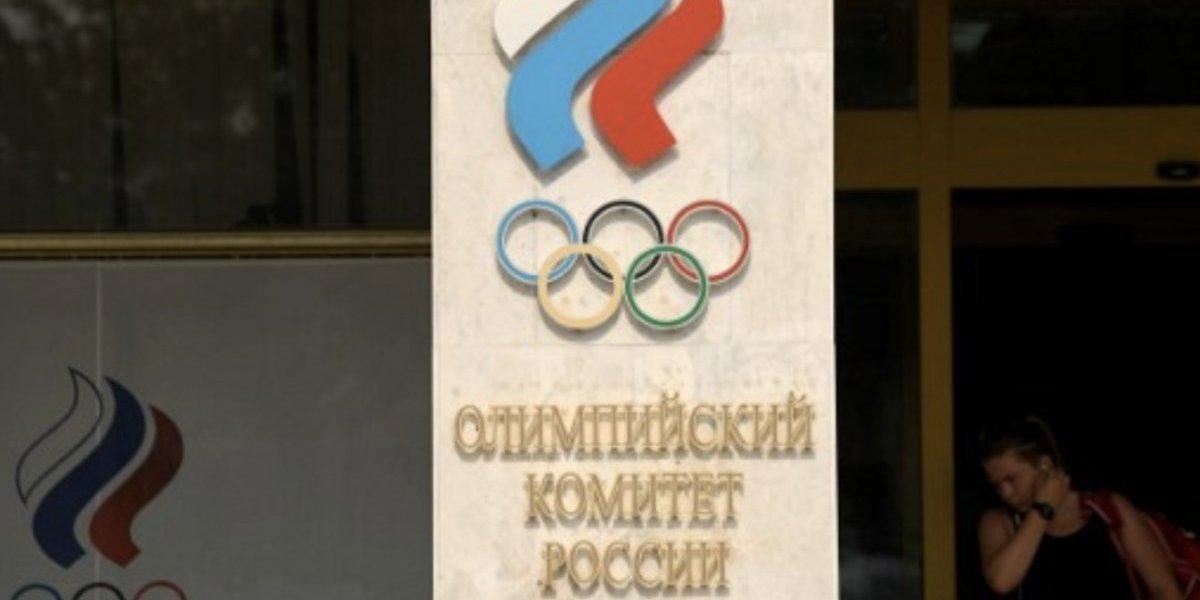 Por dopaje, el COI sancionó a cinco deportistas rusos