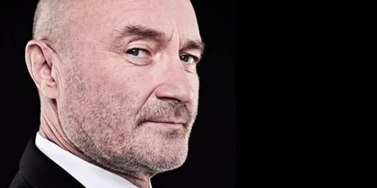 Vuelve Phil Collins a Puerto Rico