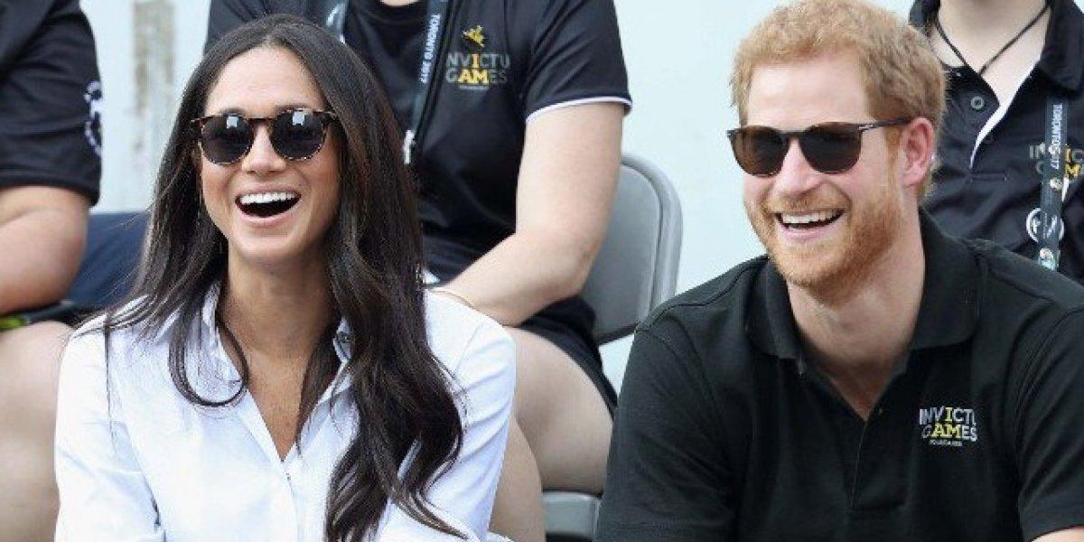 Príncipe Harry se casará con una actriz estadounidense