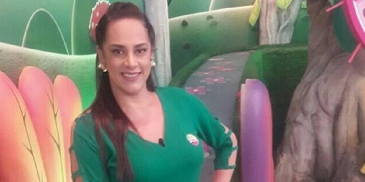 Silvia Abravanel critica equipe ao vivo: 'ficaram que nem idiotas?'