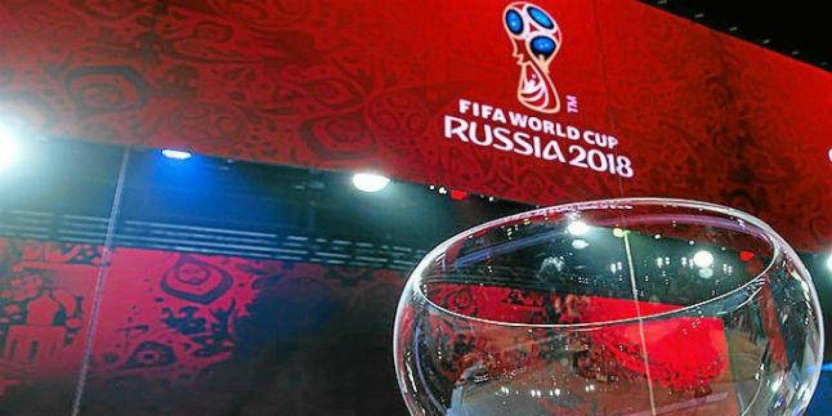 ¿Cuándo y a qué hora es el sorteo del Mundial de Rusia 2018?