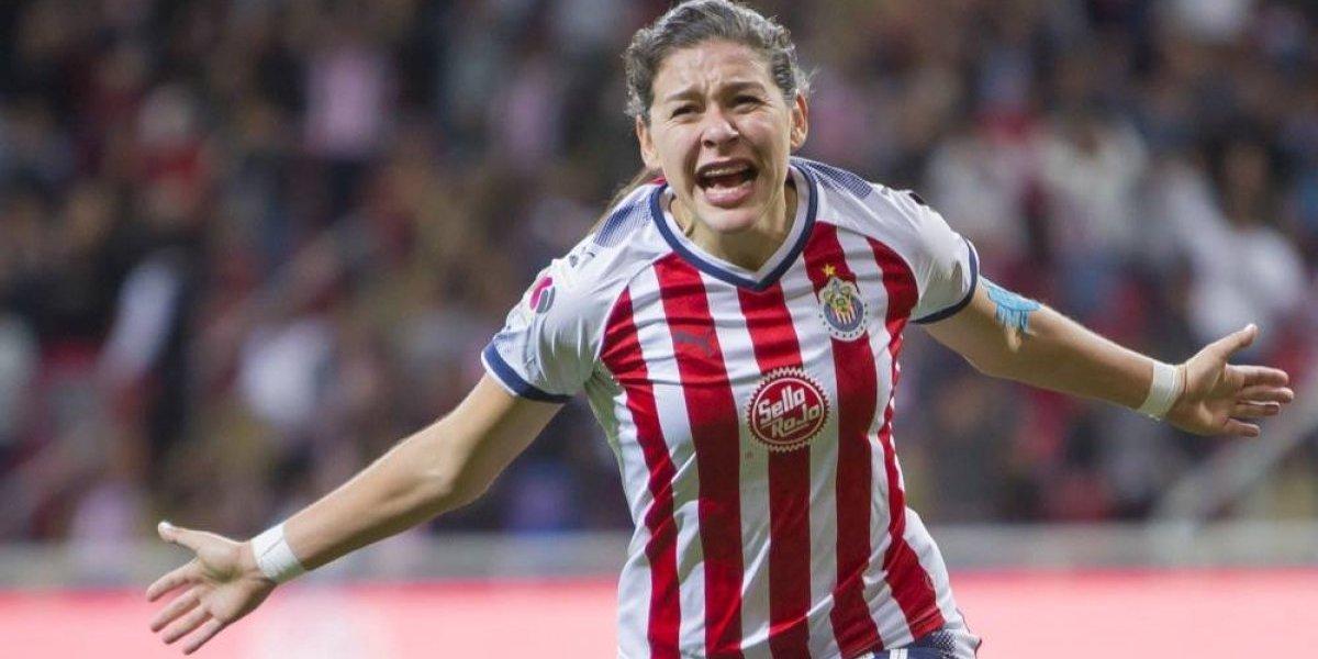 Cuatro jugadoras de Chivas, a la Selección Mexicana
