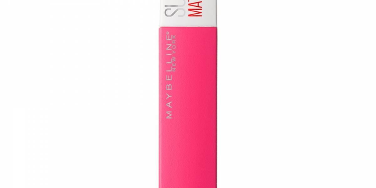 Maybelline presenta nueva línea de labiales SuperStay Matte Ink