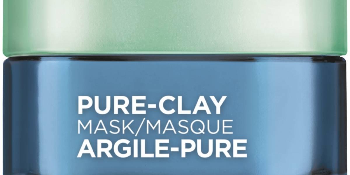 Pure Clay Mask. Mascarillas de arcilla para una transformación inmediata