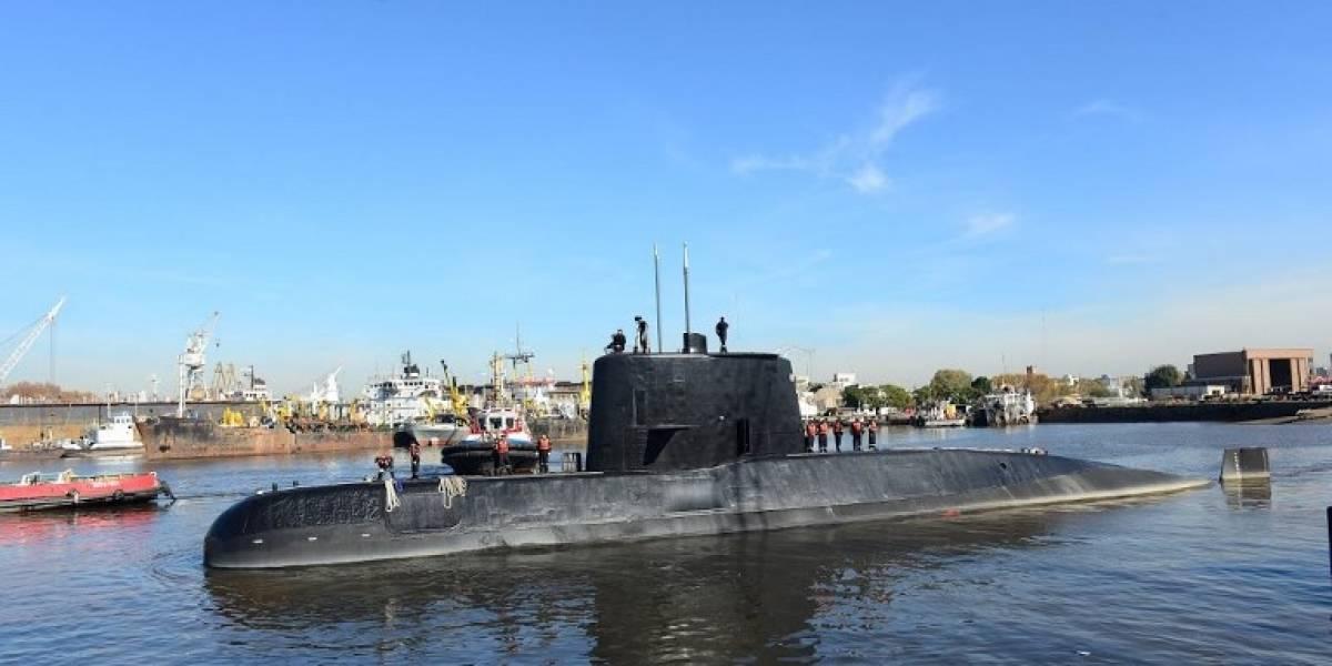 """Así fue el último mensaje del submarino argentino """"ARA San Juan"""" que desapareció con 44 personas"""