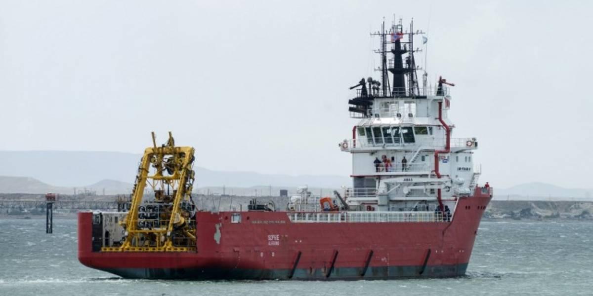 """El moderno minisubmarino estadounidense de rescate, el mayor operativo de la Armada argentina para rescatar a """"los 44 del ARA San Juan"""""""