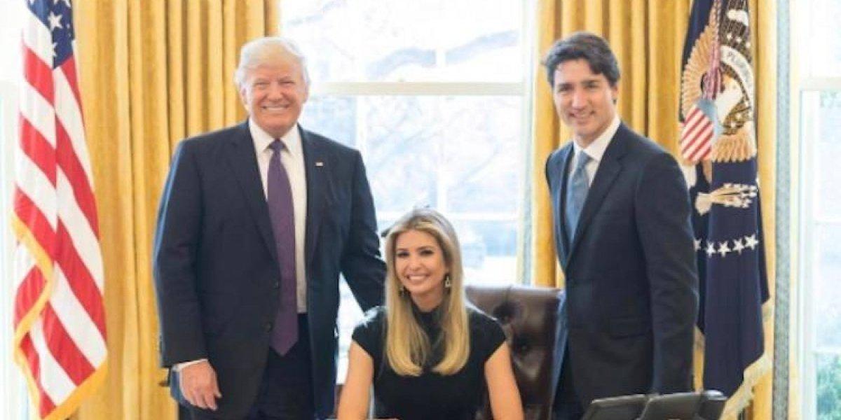 Ivanka Trump ¿presidenta? el nuevo rumor que corre en Washington D.C.