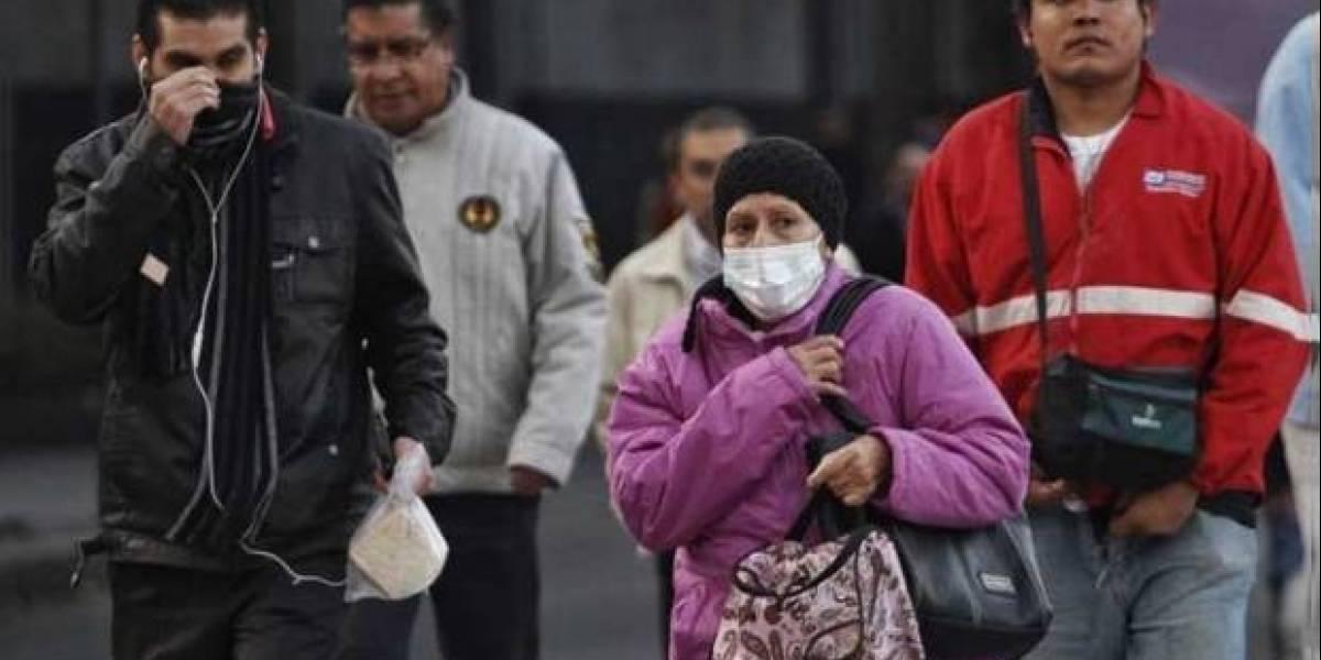 Emiten alerta amarilla por bajas temperaturas en cinco delegaciones