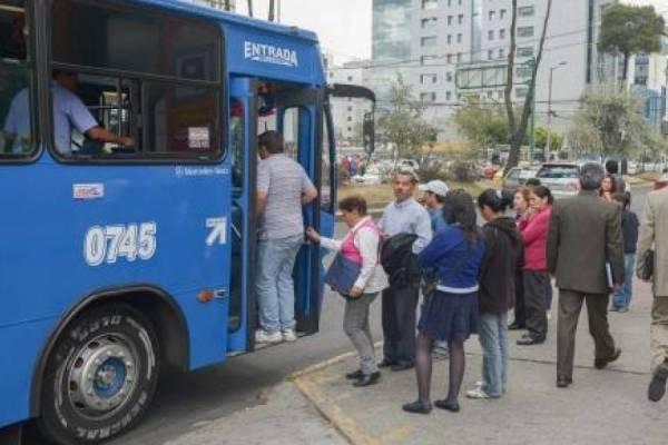 En Quito no habrá paro de transporte urbano