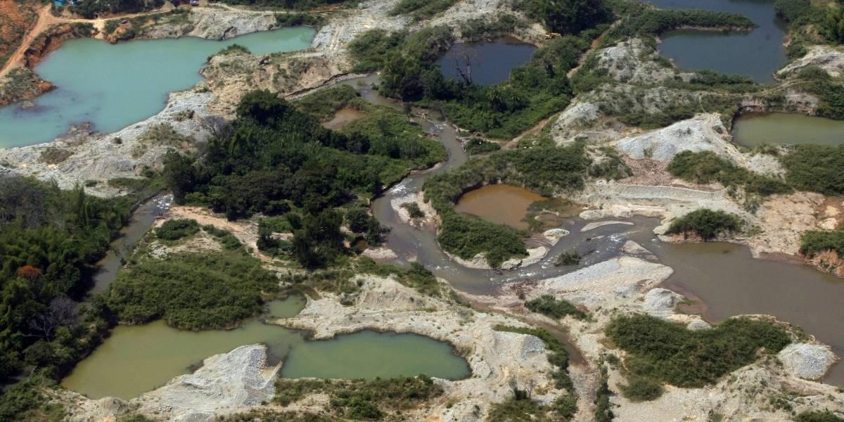 El mercurio está enfermando a los colombianos