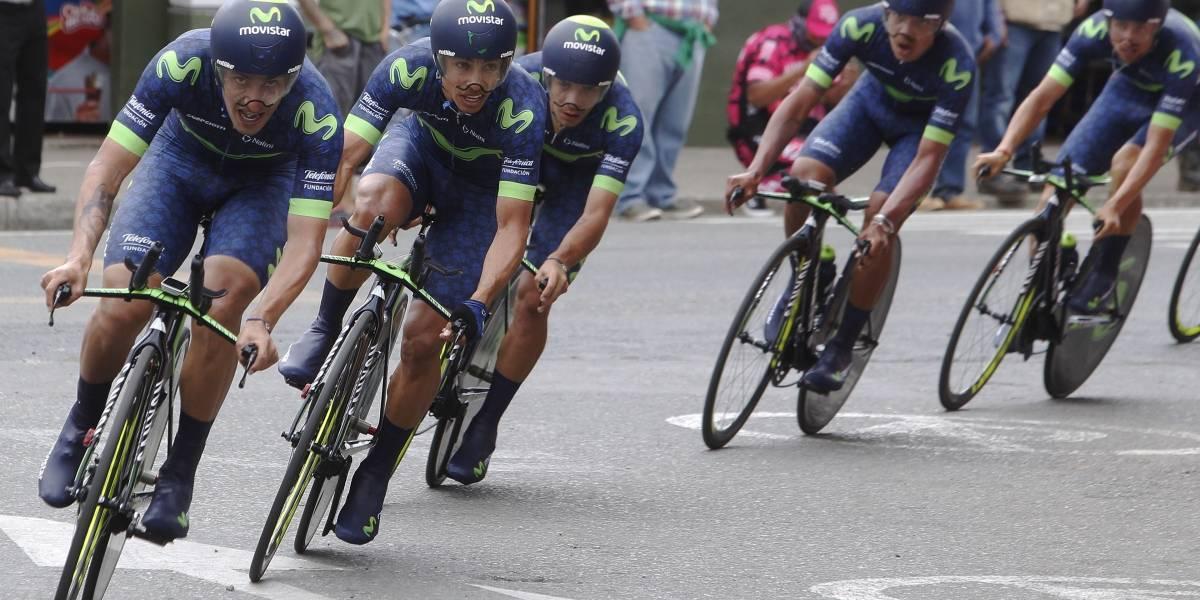 Vuelta a Colombia: 8 ciclistas suspendidos por dopaje