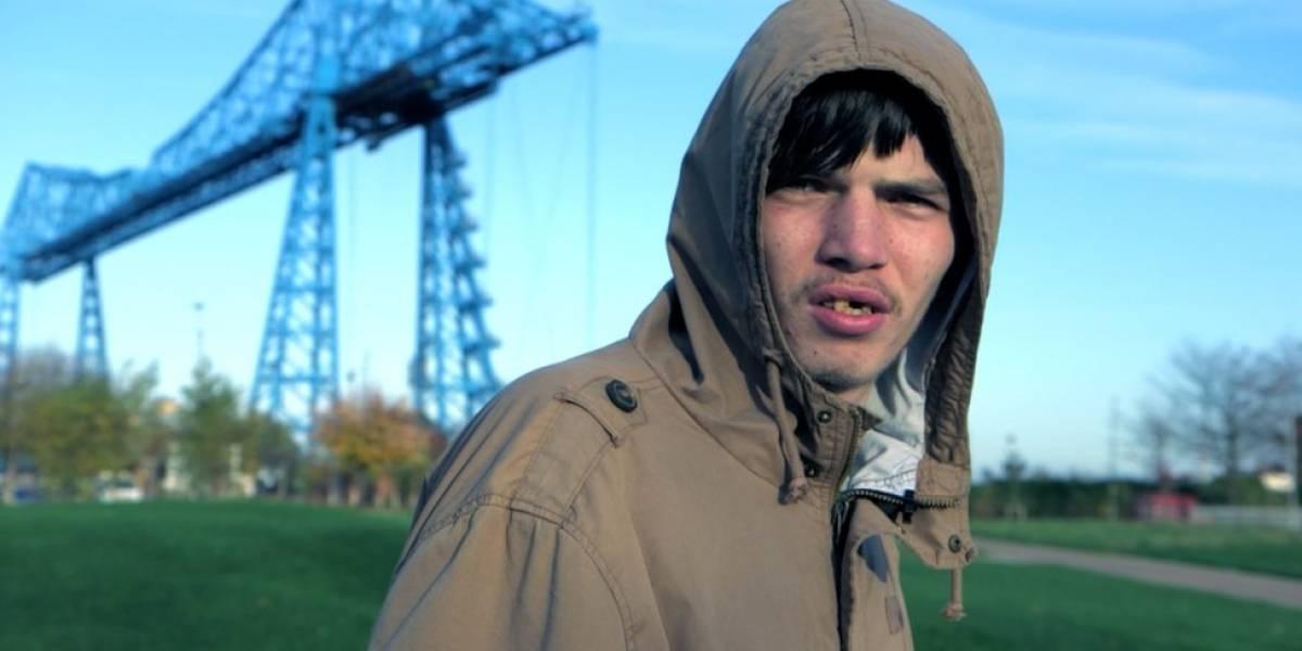 """""""Pedí ir a la cárcel para no dormir en la calle"""": el sufrimiento de un autista que se cansó de ser arrestado por mendigar"""