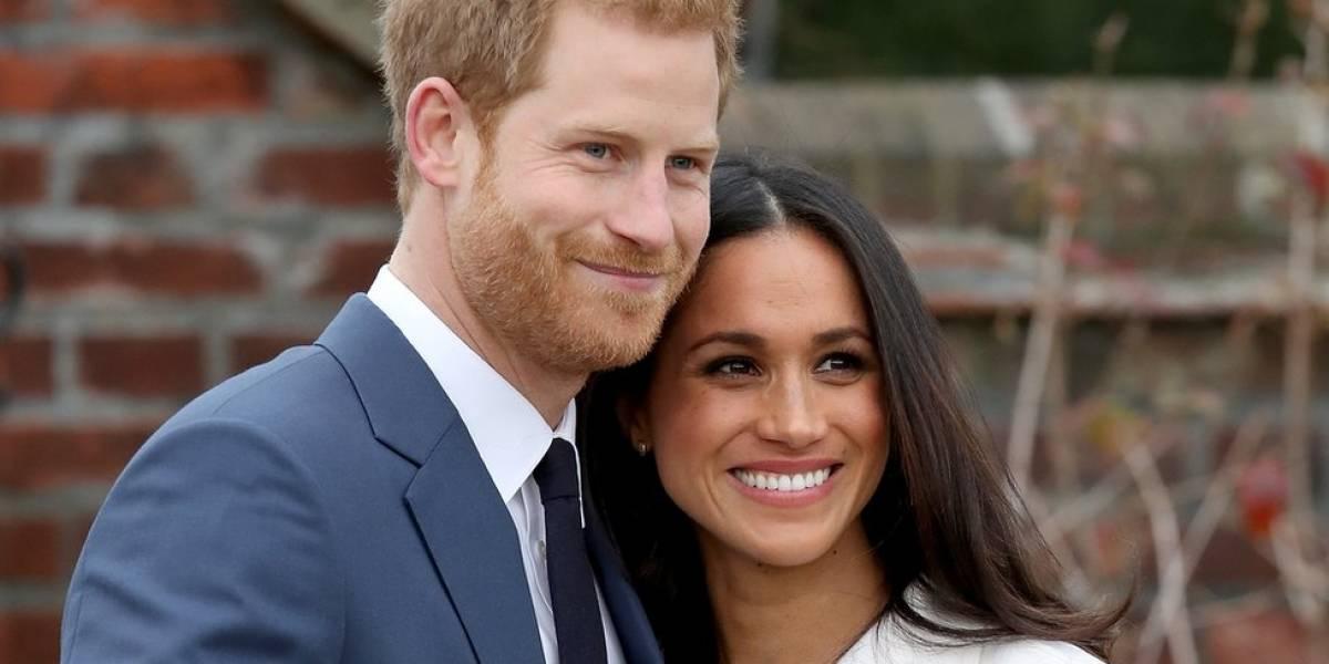 Harry e Meghan escolhem bolo inédito para festa de casamento