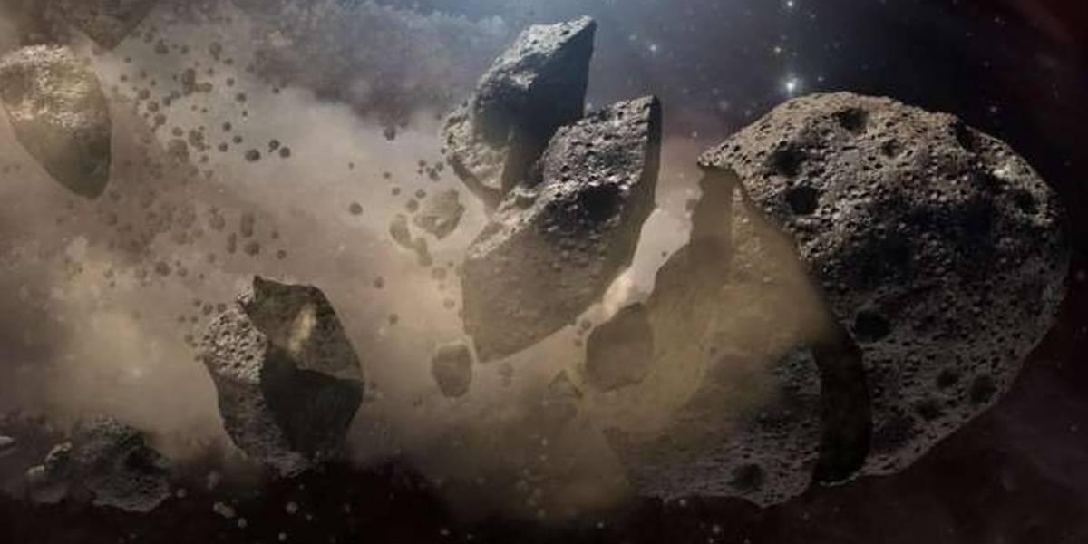 Asteroide de 5 km vai passar 'raspando' na Terra antes do Natal