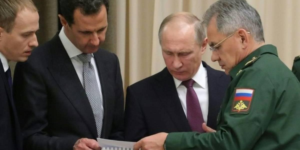 ¿Se puede considerar que Rusia ganó la guerra en Siria?