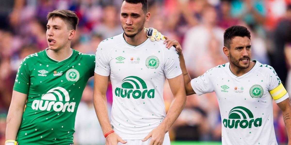 Ruschel, Neto y Follmann: qué pasó con los tres jugadores que sobrevivieron a tragedia del Chapecoense, un año después
