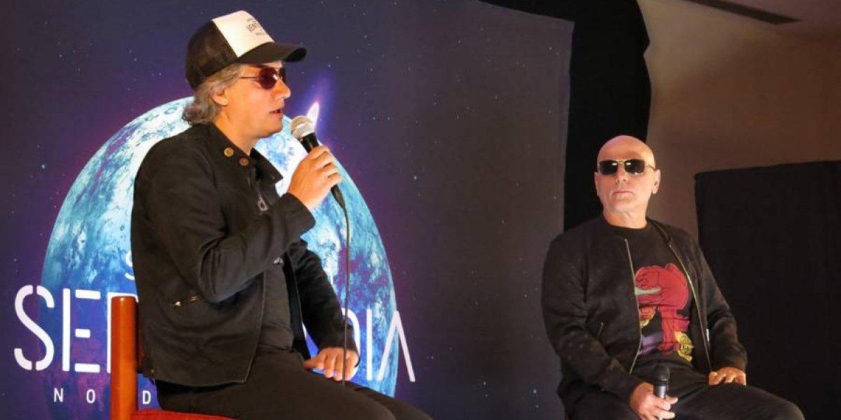 "Charly Alberti y Zeta Bosio: ""Soda Stereo sigue vivo"""