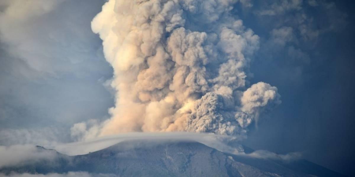 FOTOS. Alerta máxima y miles de evacuados por inminente erupción de volcán en Bali