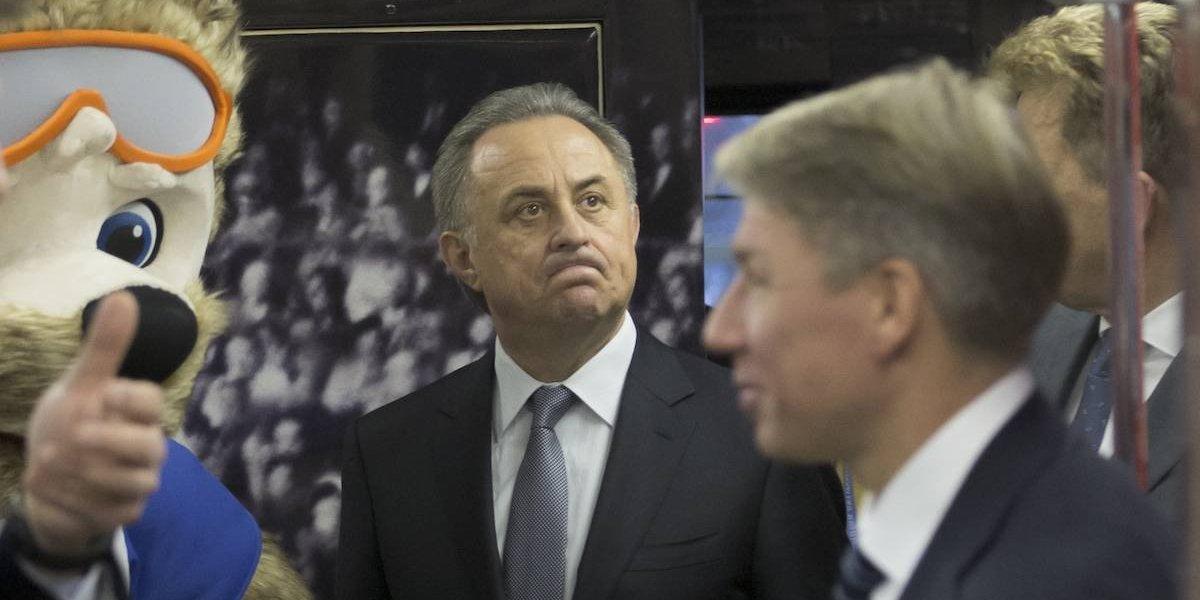 FIFA descarta dopaje masivo en el futbol de Rusia