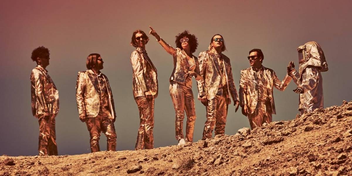 Arcade Fire defiende su libertad musical