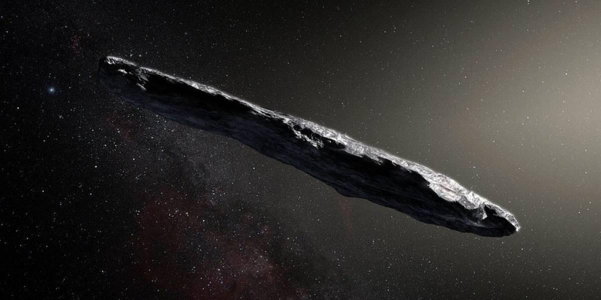 Nasa confirma visita de asteroide interestelar ao Sistema Solar