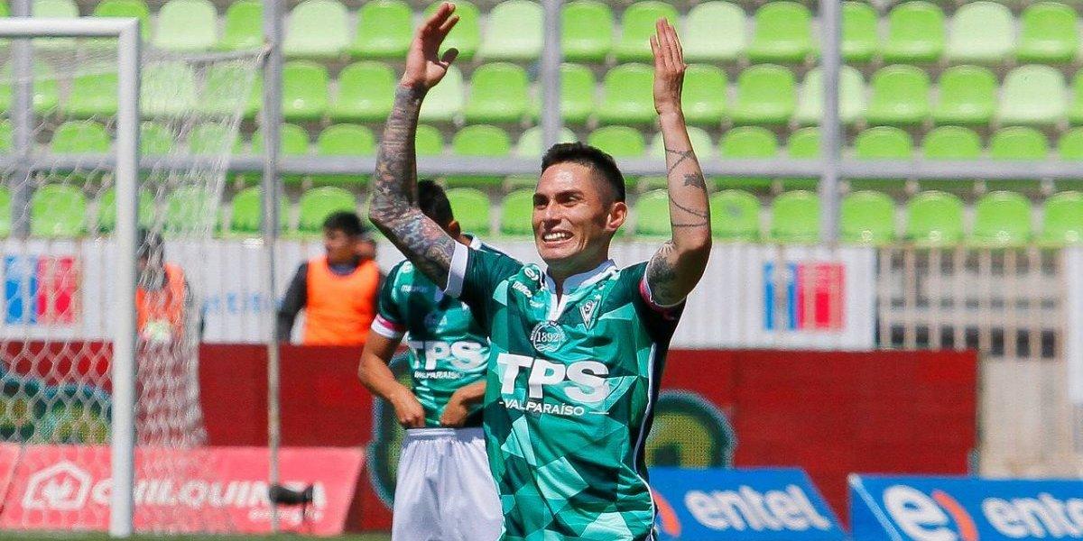 Un respiro para Wanderers: Jean Paul Pineda estará en el crucial partido ante Temuco