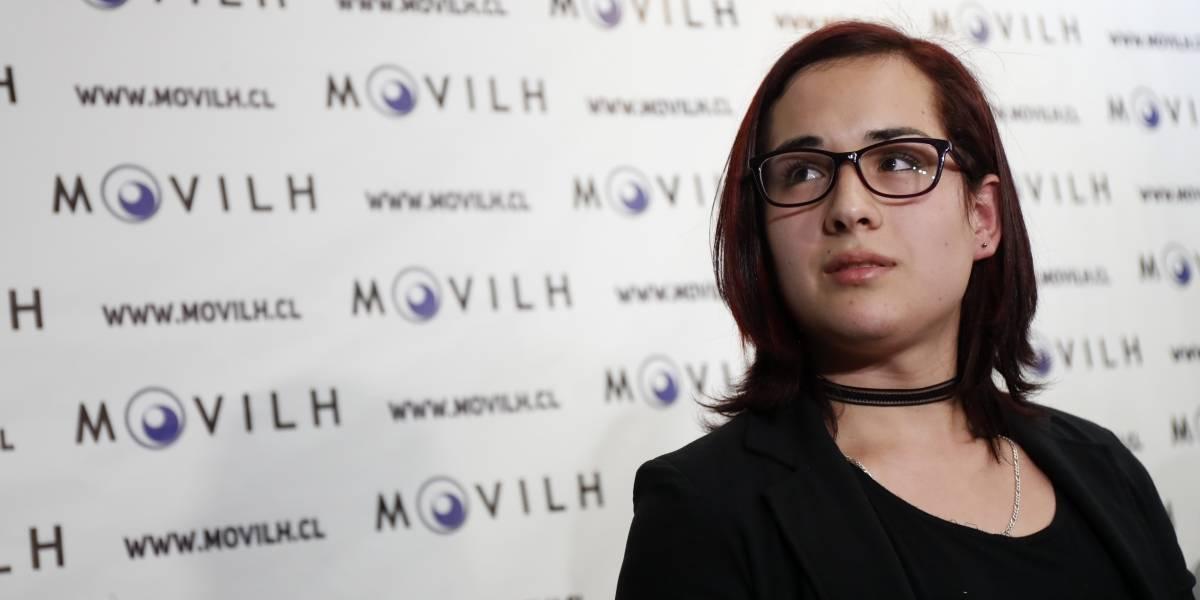 """Carla, hija de Marcela Aranda: """"Hace tres años que no hablo con ella"""""""