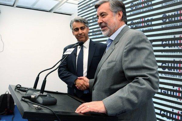 ME-O y Alejandro Guillier