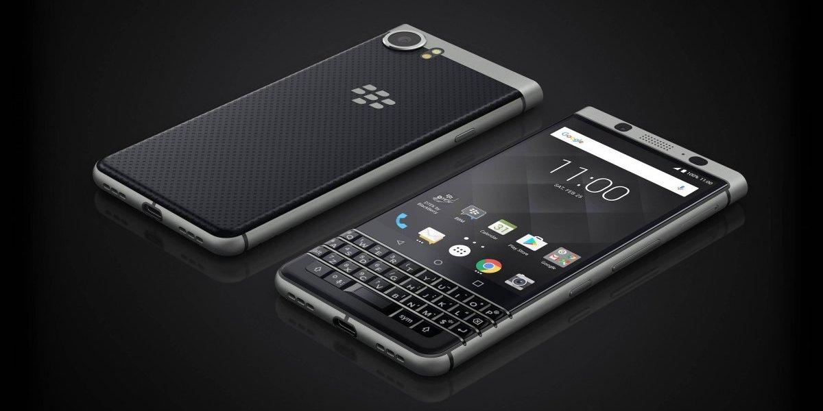 BlackBerry resucita de la mano de su nuevo KEYone
