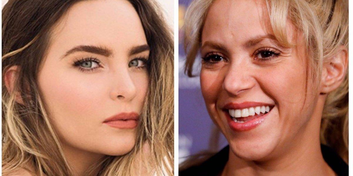 Critican a Belinda por copiarle el look a Shakira en su nuevo video