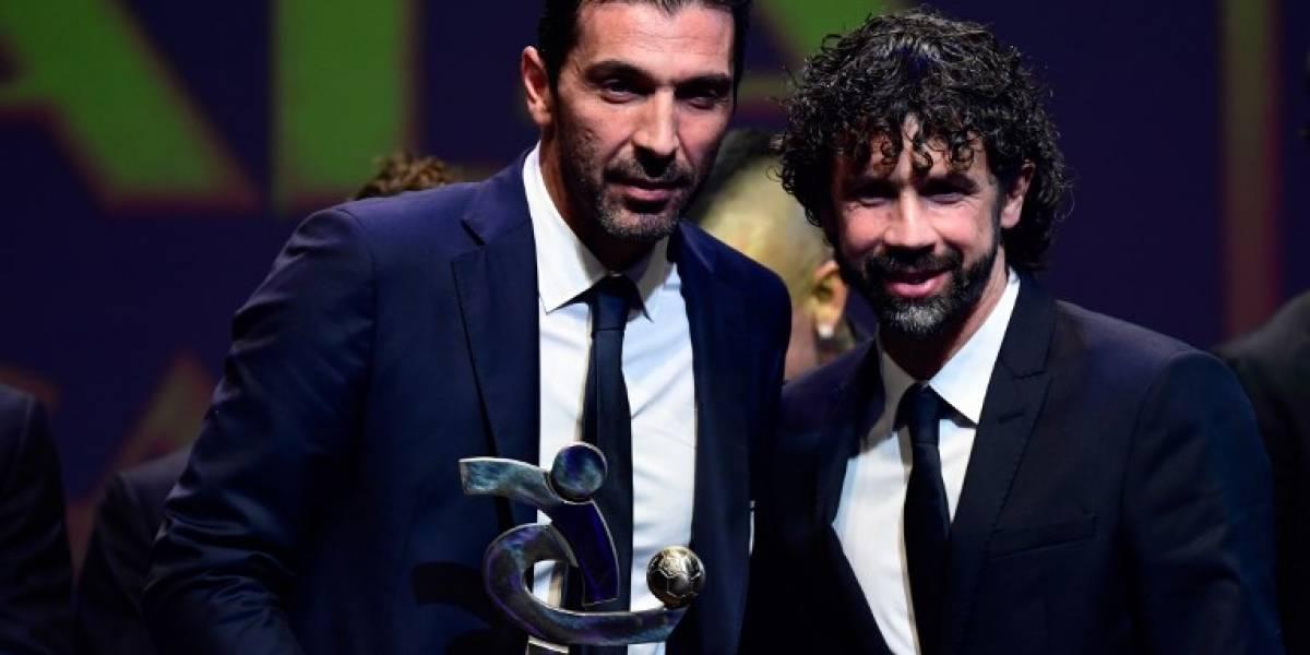 Buffon suma un nuevo reconocimiento a su extraordinaria carrera