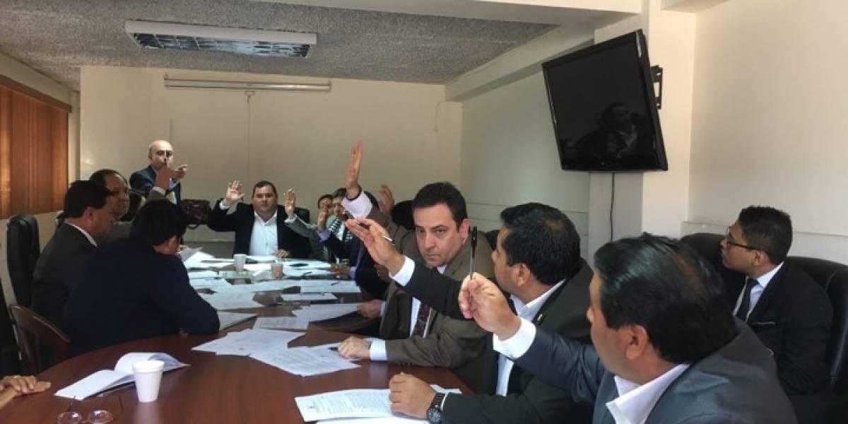 Un trabajador de Cancillería entre los candidatos para dirigir Conamigua