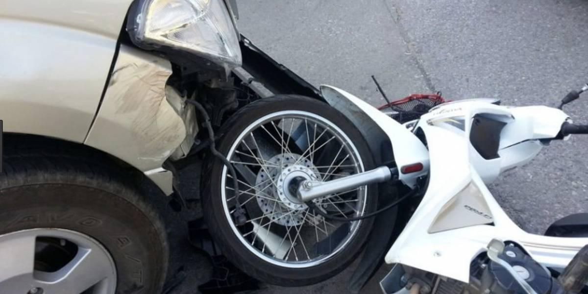 """""""¡Me chocó!"""", el nuevo método para robar vehículos que denuncian en Facebook"""
