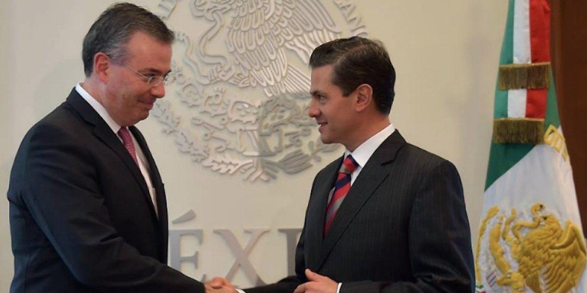 Peña Nieto designa a Alejandro Díaz como nuevo gobernador de Banxico